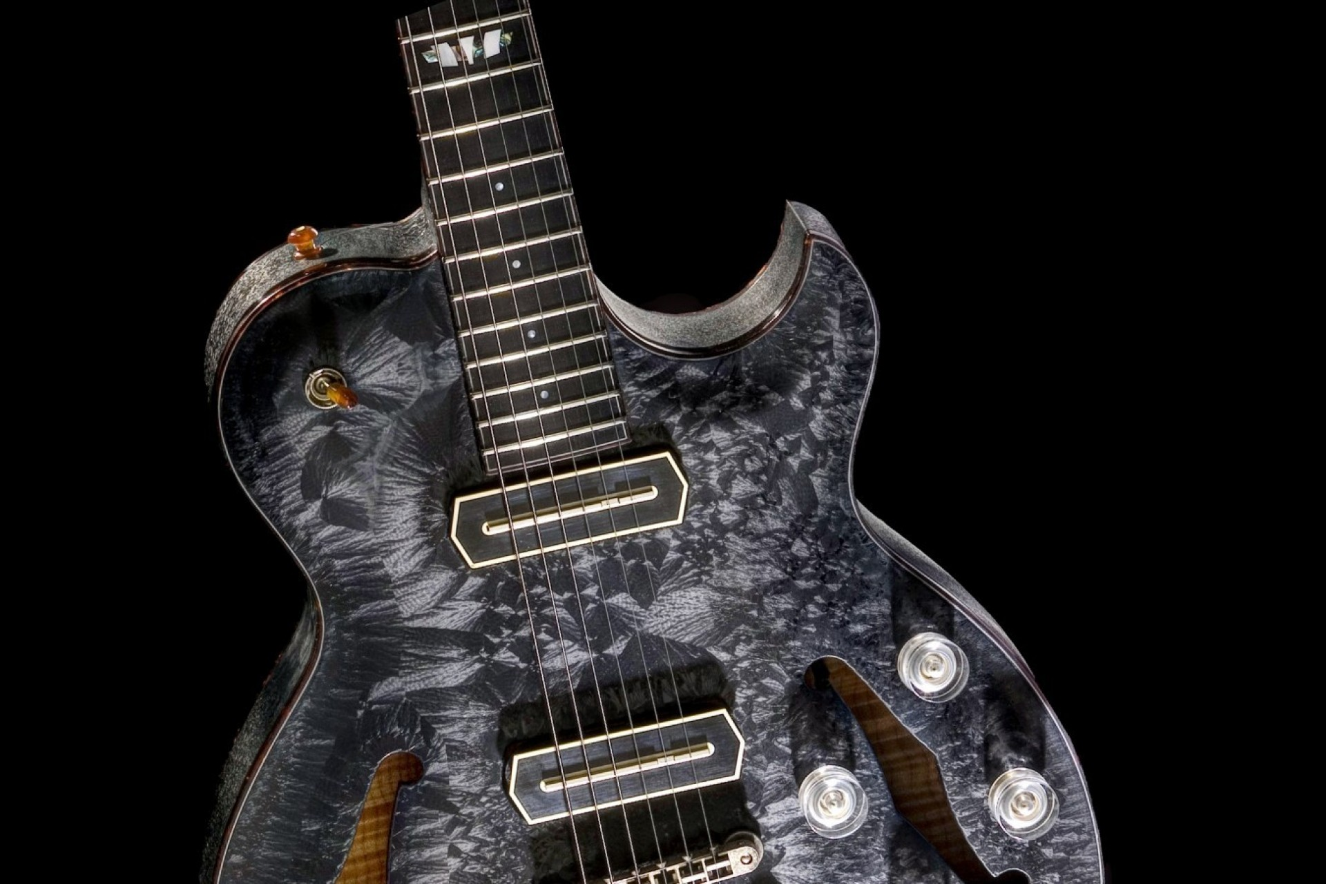 Custom Handmade Guitars By Jol Dantzig Of Character Fine Basses Electric Guitar Parts